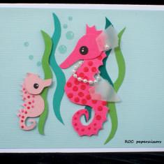 Momma-Seahorse