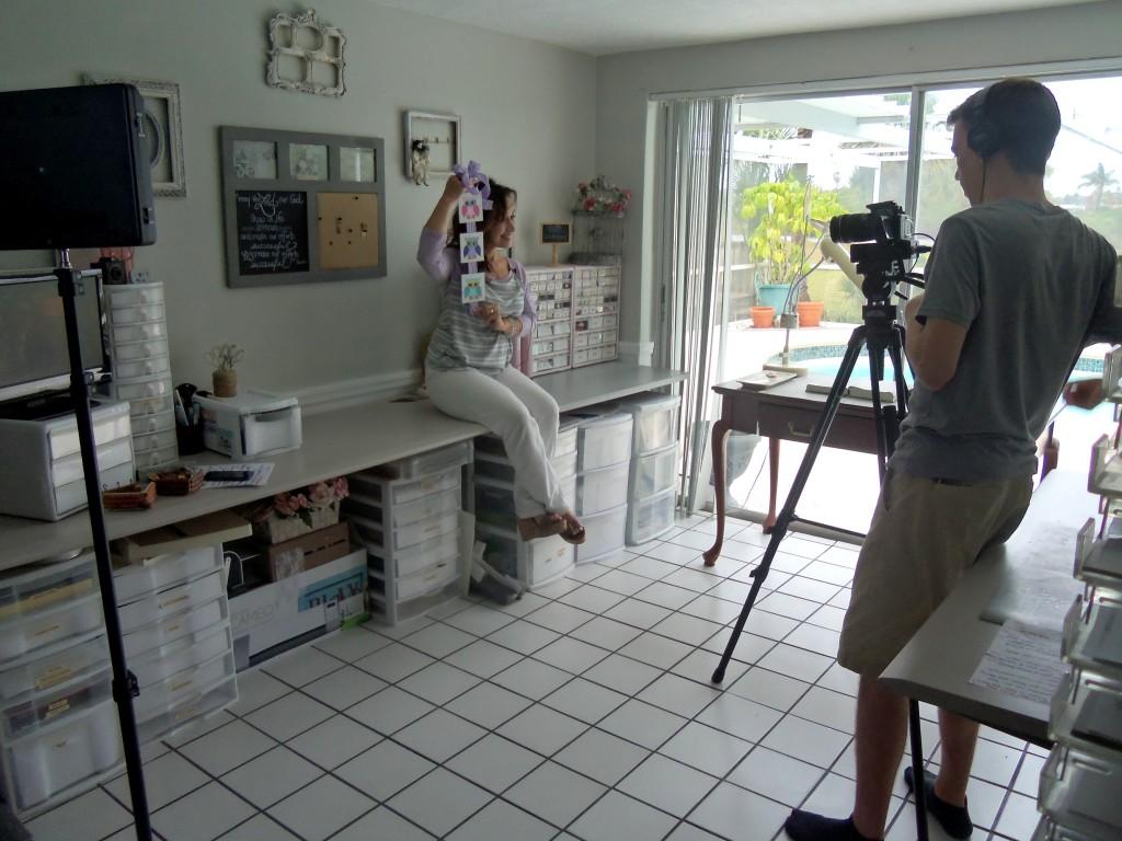 Behind the scenes 3